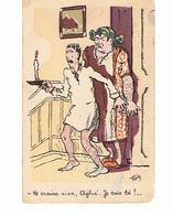 TOIO.... NE CRAINS RIEN.......1932 - Andere Illustrators