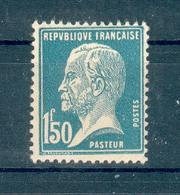 FRANCE ; Pasteur ; 1926 ; Y&T N° 181 ; Neuf  Ttbe - 1922-26 Pasteur