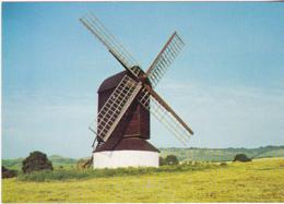 Postcard - Pitstone Windmill, Nr Ivinghoe  Bucks - Card No. PBU/87166/GMS - VG - Cartes Postales