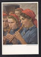 DR RAD / Musizierende Arbeistmaiden - Weltkrieg 1939-45