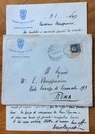 CERVIA CIRCOLO DIREZIONE DIDATTICA DELLO STATO  BUSTA E LETTERA  INTESTATE AUTOGRAFE DI DINO BUZZETTI CERVIA 3/1/28 A - 1861-78 Vittorio Emanuele II