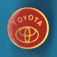PIN'S //   ** LOGO / TOYOTA ** - Toyota