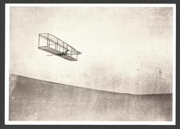 Wilbur Wright's Glider Test Flight - Kitty Hawk, North Carolina, October 10, 1902 - ....-1914: Precursors
