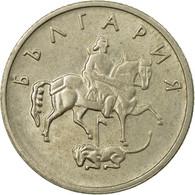Monnaie, Bulgarie, 10 Stotinki, 1999, Sofia, TTB, Copper-Nickel-Zinc, KM:240 - Bulgarie