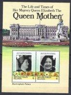 British Virgin Islands, Yv BF 25,  Queen Mother-Reine-Mère ** Mnh - Iles Vièrges Britanniques