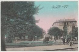 CPA 94 VITRY SUR SEINE Place Dubois - Vitry Sur Seine