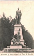 Bourg-Léopold Camp De Beverloo   Monument Du Baron Chazal - Leopoldsburg (Kamp Van Beverloo)