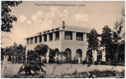 TOGO -LOME - Regienrungs-Fortbildungsschule - Togo