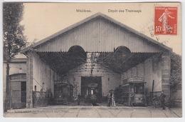 08 - Mézières - Dépôt Des Tramways (rare) - Other Municipalities