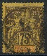 Guadeloupe (1892) N 38 (o) - Oblitérés