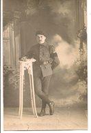 L74A694 - Portrait D'un Militaire En 1919 - Uniformes