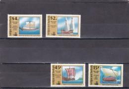 Antigua Nº 1375 Al 1378 - Antigua Y Barbuda (1981-...)