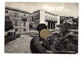 D0294 REGGIO CALABRIA PALMI CINEMA TEATRO SCIARRONE - Reggio Calabria