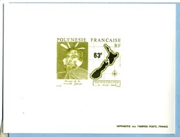 14-03-1990 ÉPREUVE DU 63 F - French Polynesia