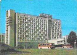 MINSK - Hotel Planeta - Autbbus - Autocar - Belarus