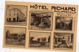PHILIPPEVILLE HOTEL RICHARD (MULTIVUES) - Philippeville