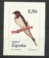 SPAIN  2006  BARN SWALLOW  SA - Uccelli