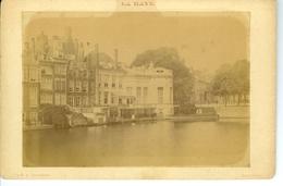 Photo Den Haag La Haye Pays Bas P. Oosterhuis Nederland Vers 1900 - Anciennes (Av. 1900)