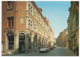 59 LILLE - Edts  La Cigogne - Rue De La Monnaie. Voiture DS Citroën. - Lille
