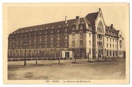 Caen Maison Des étudiants CPA 14 Calvados - Caen