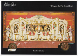 112 KEYLESS CARL FREI CONCERT ORGAN. THURSFORD COLLECTION. UNPOSTED - Other