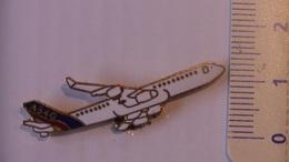 PIN'S - AVIONS - AIRBUS 340 - Luftfahrt