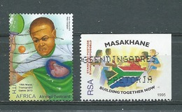 AFRIQUE DU SUD  Yvert  N° 224 Et 890  Oblitérés - Afrique Du Sud (1961-...)