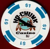 $1 Casino Chip. Ho-Chunk, Baraboo, WI. I01. - Casino
