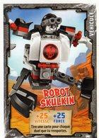 Trading Card Carte Lego Ninjago 2017 N° 152 - Trading Cards