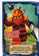 Trading Card Carte Lego Ninjago 2017 N° 124 - Trading Cards