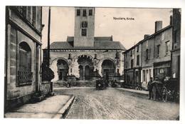 + 1839,  Feldpost, Vouziers - War 1914-18