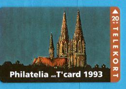 DENMARK   Magnetic Card - Denmark