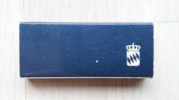 Zündholzschachtel Mit Werbung Für Eine Bank (Deutschand) - Zündholzschachteln