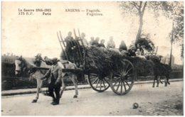80 AMIENS - Fugitifs. Fugitives - Amiens