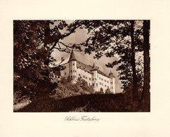 Schloss Tratzberg - Kupfertiefdruck Ca 1910-20 - Drucke