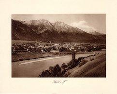 Hall In Tirol - Kupfertiefdruck Ca 1910-20 - Drucke