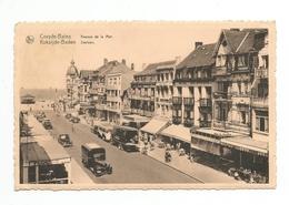 Coxyde-Bains - Avenue De La Mer - Koksijde