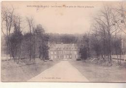 CPA - MAILLEBOIS - Le Château Vue Prise De L'entrée Principale - Other Municipalities