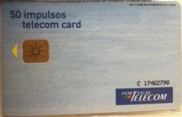 ACORES : AZ1 50imp Fibre Optics System Acor MINT - Portugal