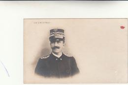 Cartolina Fotografica Non Viaggiata, S. M. Il Re D'Italia . Un Giovane Vittorio Emanuele III  Inizio 900 - Case Reali