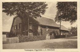 HEILIGENHAUS, Tersteegens Pilgerhütte A.d. Otterbeck (1920s) AK - Germany