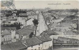 CPA - CHALONS SUR MARNE - VUE GENERALE - 1907 - Châlons-sur-Marne