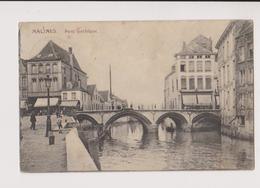 MECHELEN PONT GOTHIQUE - Mechelen