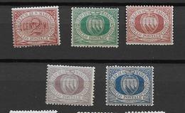 1894 MH San Marino - San Marino