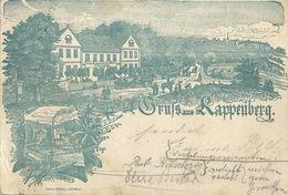 KAPPENBERG, Selm, Zum Kappenbergerhof, Inh. F.W. Lönne (1892) Bahnpost AK - Germany