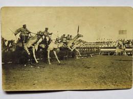 C.P.A. : NAMIBIA : WINDHOEK, D. Süd-Westafrika : Kaiser  Kamelreiter 1912 - Namibie