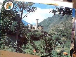 RADIO ANDORRA STAMP SELO TIMBRE Affr. TP 0.30 Croix Gothique MERITXELL VB1970 GX5478 - Andorra