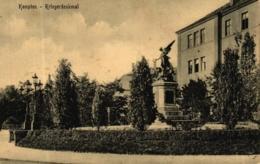 Kempten, Kriegerdenkmal, 1921 - Kempten
