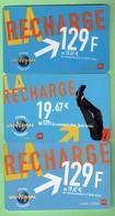 BOUYGUES *** UNIVERSAL *** Lot De 3 Telecartes Differentes *** (A118-P8) - France