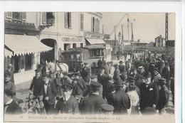 /14/ Honfleur Station Des Automobiles Trouville Honfleur - Honfleur